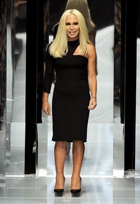 199f937f18 Donatella Versace glamour women of the year awards - Style.it