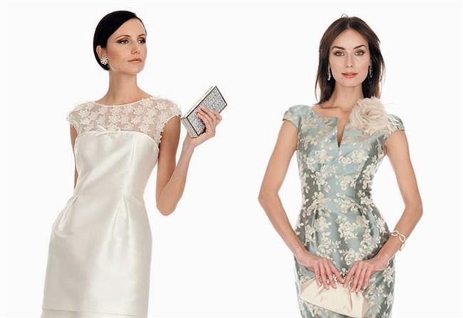 Luisa Spagnoli firma una nuova collezione di abiti da cerimonia - Style.it 693a5b8bdb9