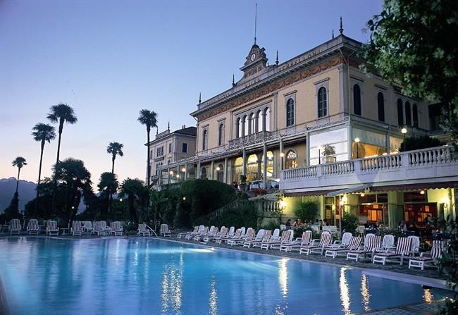 7dc19778ea7f Un matrimonio da sogno sul lago di Como - Grand Hotel Villa Serbelloni