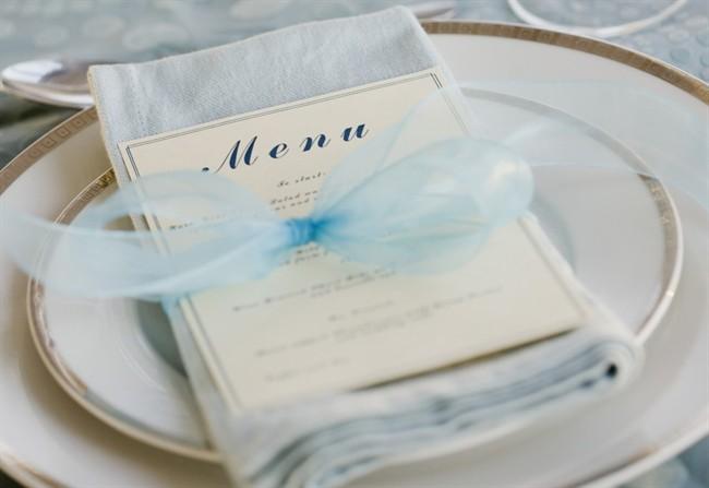Matrimonio In Napoletano : Il menu di nozze style