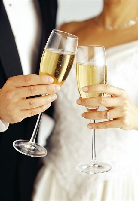 Ben noto Il brindisi finale per il ricevimento di matrimonio - Style.it TO51