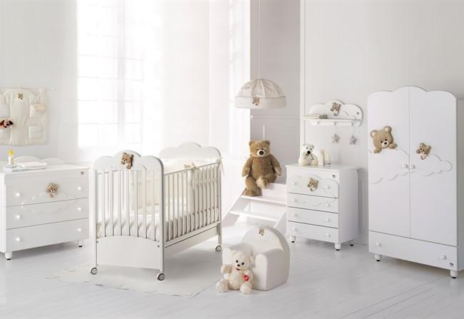 Cameretta Mibb Bebè Prezzi : Tutto pronto per il bebè style