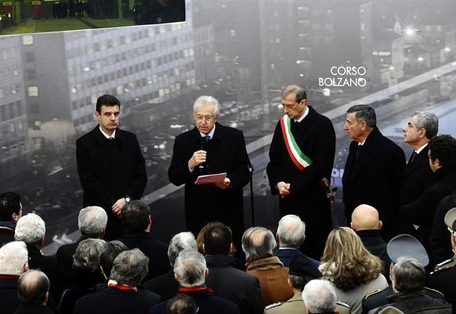 Torino monti inaugura la stazione di porta susa tensioni - Orari treni milano torino porta susa ...