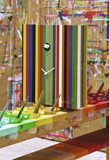 La casa di carnevale mobili e gadget colorati e divertenti - Mobili colorati design ...