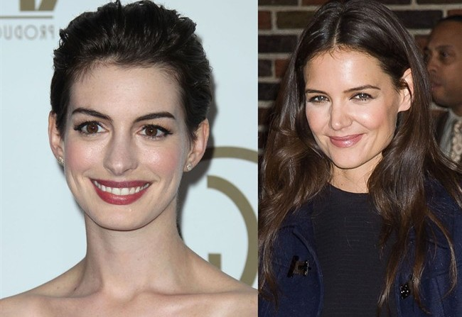 Anne Hathaway Non Sopporta Katie Holmes Style It