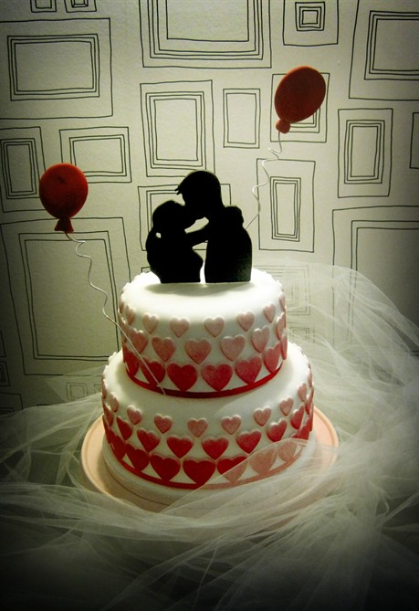 Torte romantiche: 20 idee di cake design - Style.it