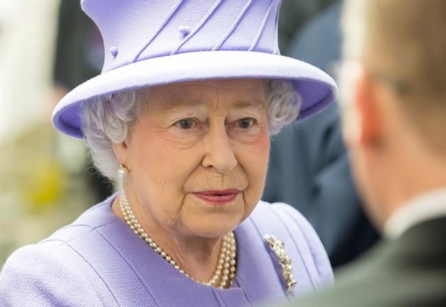la regina elisabetta stata dimessa dall 39 ospedale