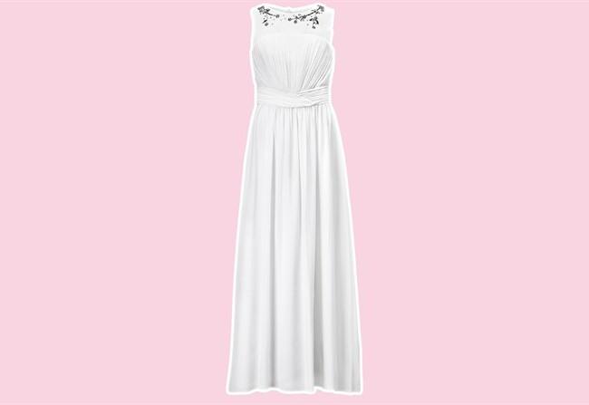 H M lancia il primo abito da sposa low cost - Style.it b628f48e361