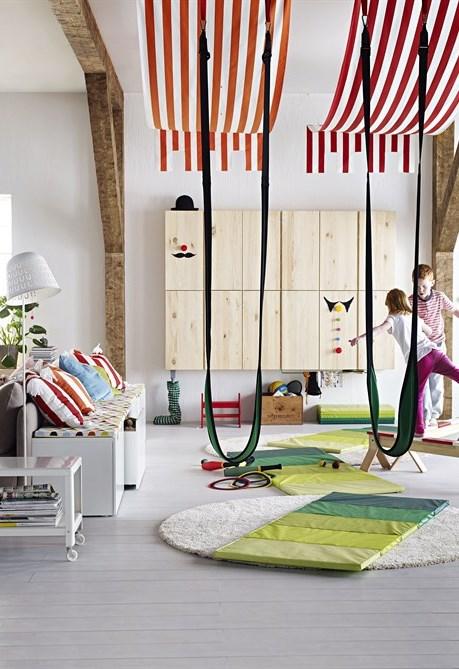 Cose che non penseresti di trovare all 39 ikea for Ikea altalena