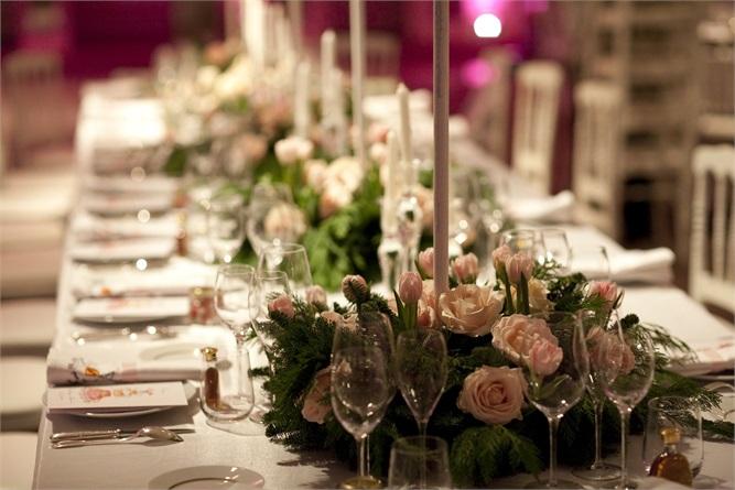 Conosciuto Romantiche suggestioni per un matrimonio d'inverno - Style.it YI31