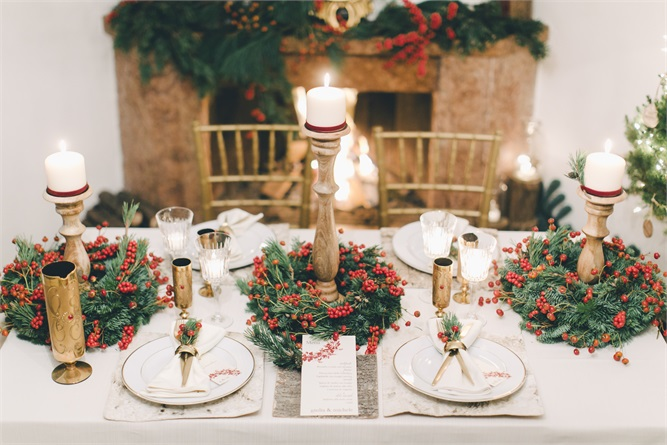 Matrimonio Natale Addobbi : Addobbi floreali matrimonio natalizio santantonioposta