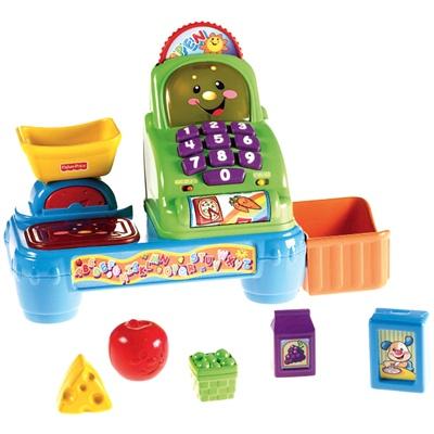 registratore di cassa<br - giochi bambino - fisher-price - style.it - Cucina Fisher Price
